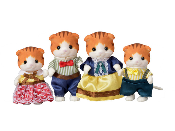 Figures Calico Critters