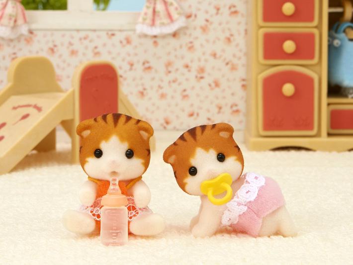 Maple Cat Twins - 4