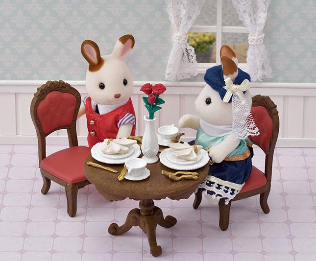 小鎮精緻餐桌套裝 - 8