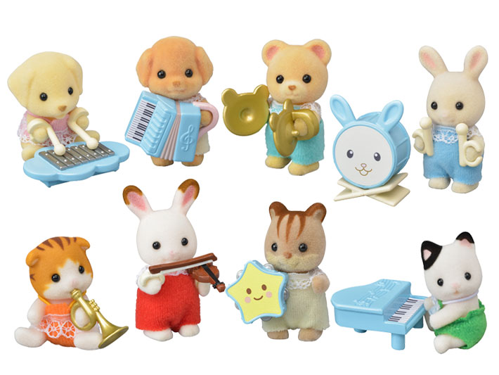 赤ちゃん音楽会シリーズ イメージ1