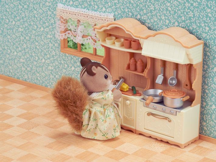 Kitchen Play Set - 6