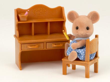 Conjunto Irmã Rato com Escrivaninha - 4