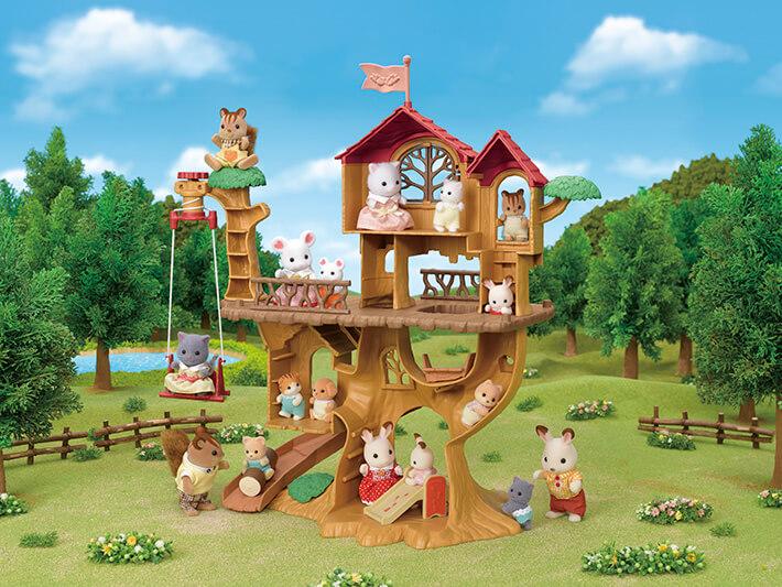 森のどきどきツリーハウス - 13