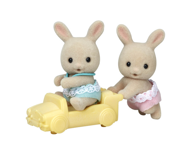 みるくウサギのふたごちゃん - 3