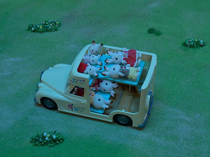 みんなでおとまりキャンピングカー - 11