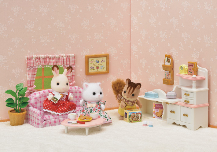 ペルシャネコちゃんのお気に入り家具セット - 10