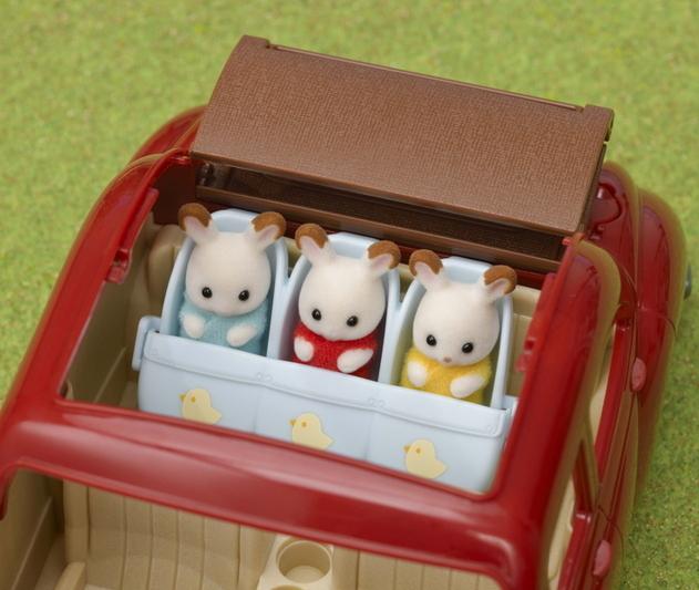 みつごちゃんベビーカー - 7