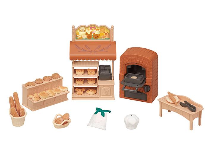 こんがりオーブン!はじめてのパン屋さんセット - 5