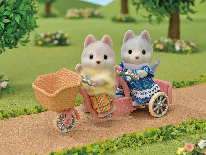 なかよしサイクリングセット-ハスキーきょうだい- - 9