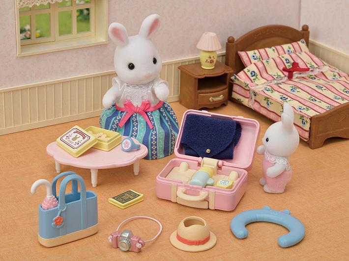 うきうきトラベルセット-しろウサギのお母さん- - 10