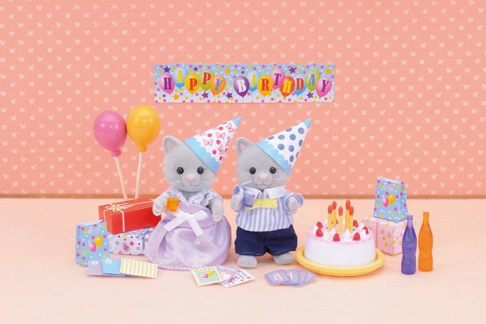 kit festa di compleanno + 2 personaggi - 7