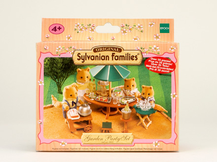 Catalog sylvanian families for Home and garden party catalog
