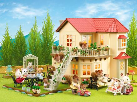 catalogue sylavanian families collection de jouets de fille. Black Bedroom Furniture Sets. Home Design Ideas