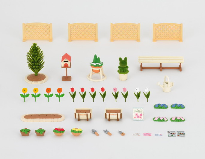 Set da giardino - 5