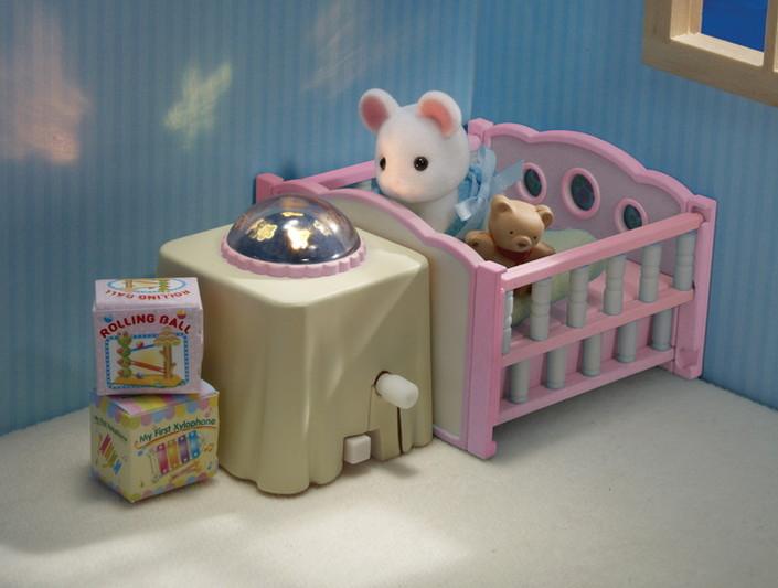 Детская комната розовая - 6