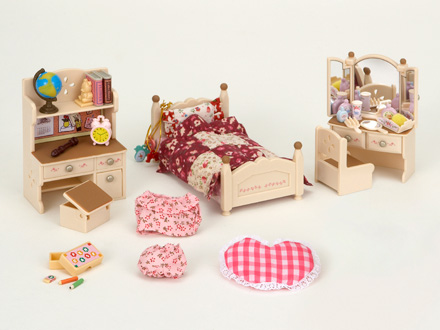 Catalog sylvanian families for Sylvanian chambre parents