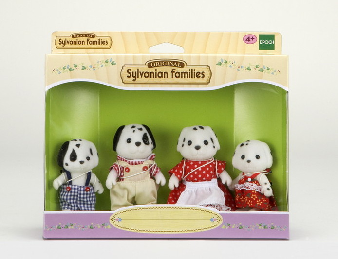 Dalmatian Family - 3