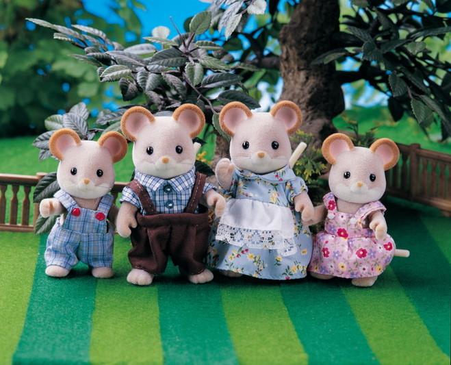 Famiglia topi di città - 5