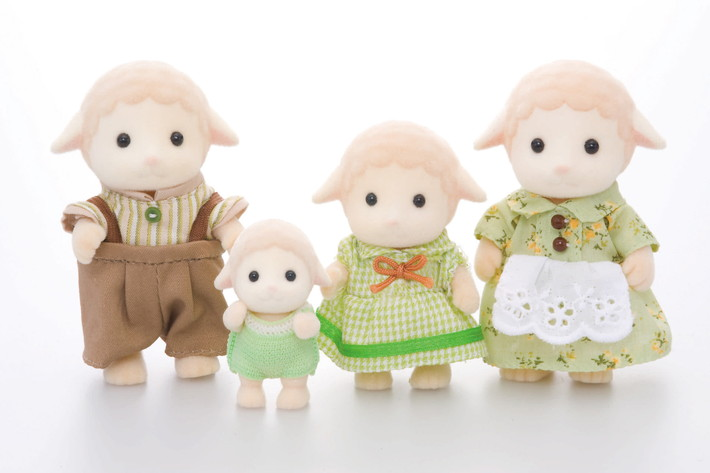 Sheep Family - 2