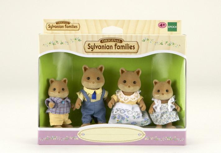 Família das Raposas - 4