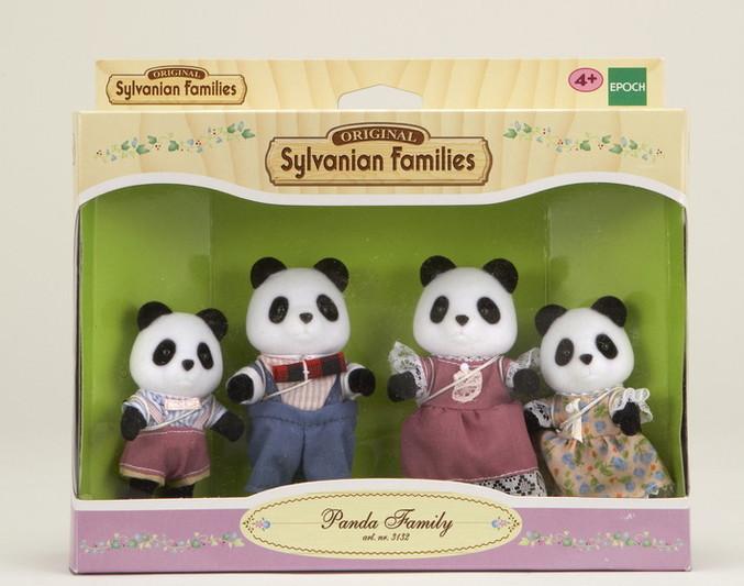 Panda Family | Sylvanian Families