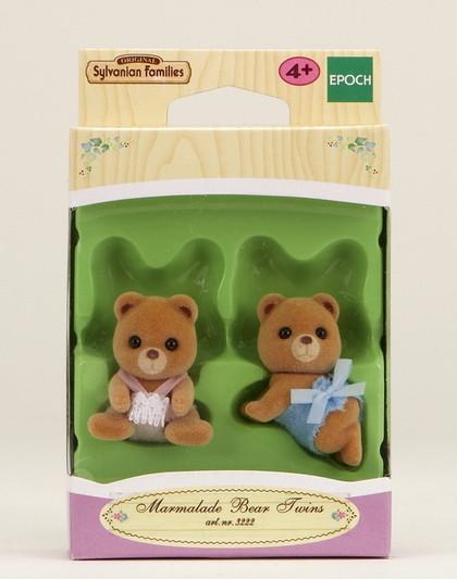 Gemelli orsi marmellata - 3