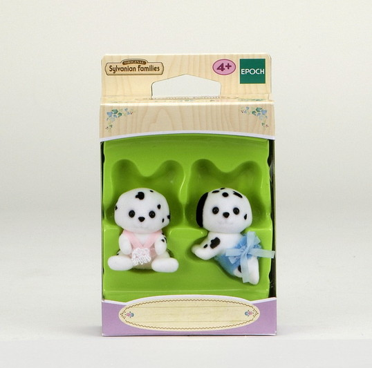 Dalmatian Twins - 3