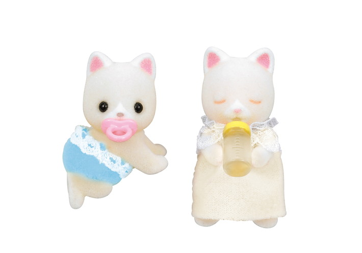 Котята-двойняшки - 3
