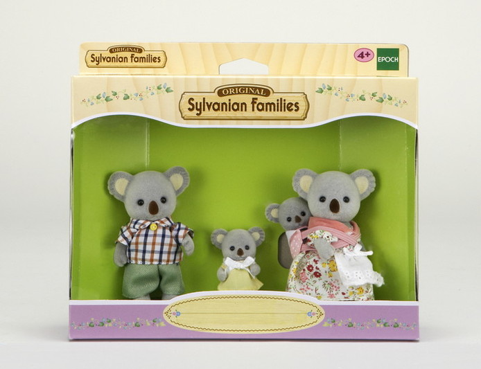 Koala Family - 3