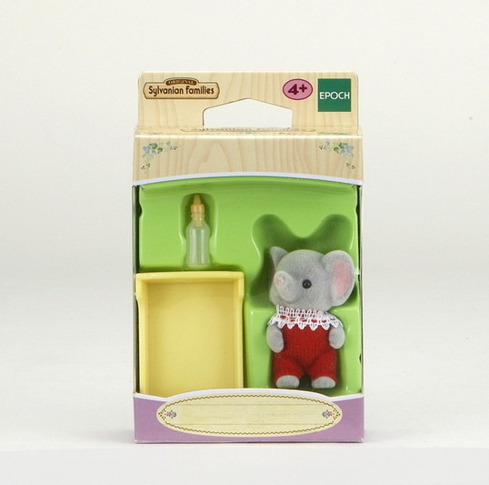 Elephant Baby - 3