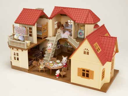 Sylvanian Families Catalogue Girl S Toy Collection