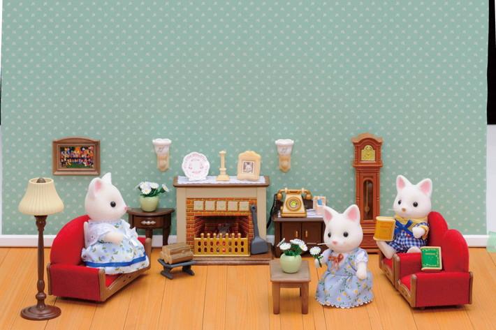 Luxury Living Room Set - 7
