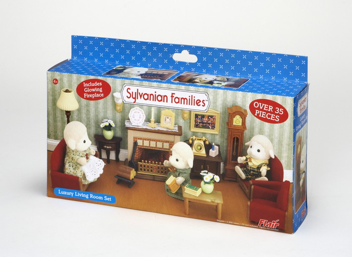 home catalogue luxury living room set - Sylvanian Families Living Room Set