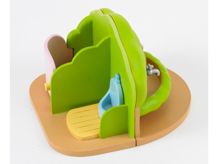 Kindergarten-Toilette - 2