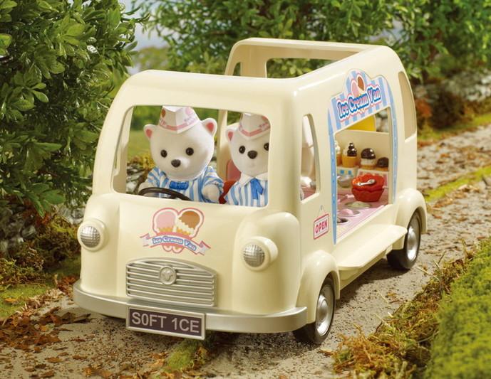 Ice Cream Van  - 9