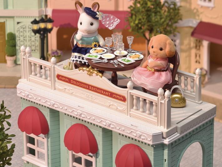 街のすてきなレストラン - 10