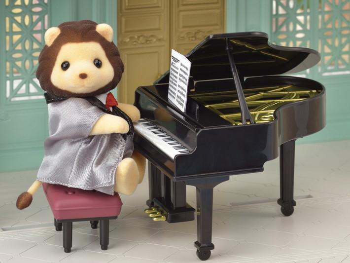 街の音楽会セット-グランドピアノ- - 3