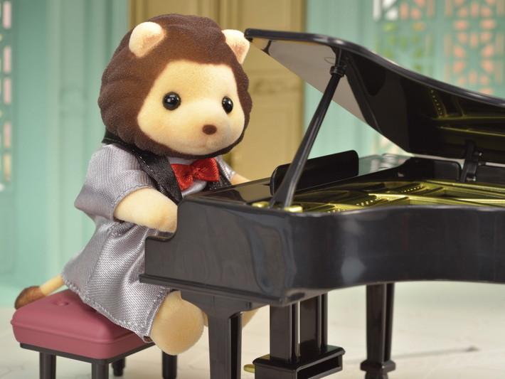 街の音楽会セット-グランドピアノ- - 4
