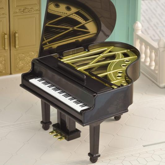 街の音楽会セット-グランドピアノ- - 7