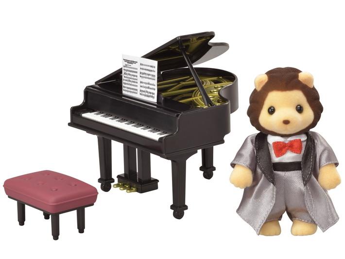 街の音楽会セット-グランドピアノ- - 1