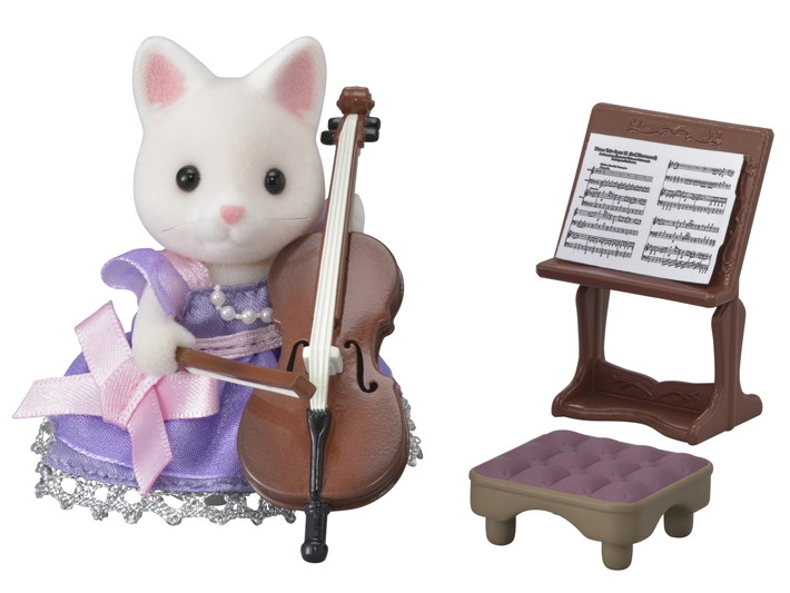 街の音楽会セット-チェロ- - 1