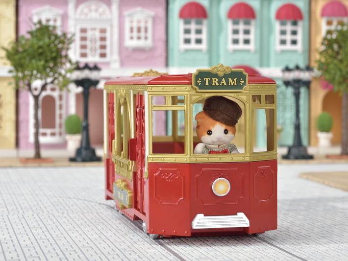 街のおでかけトラム - 4