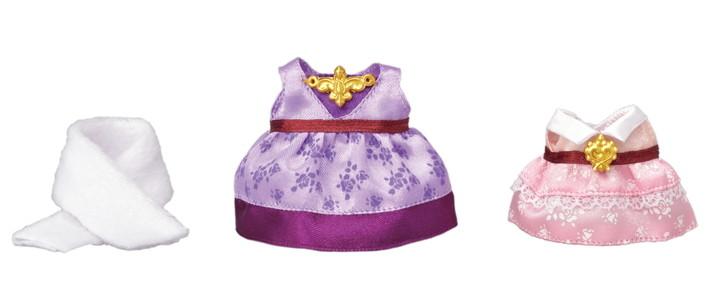小鎮華麗服飾(粉紫及粉紅色) - 7