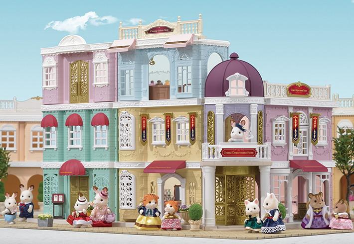 街のドレスアップセット(パープル&ピンク) - 6