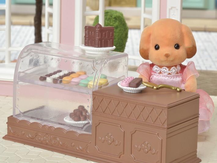 チョコレートショップ - 11