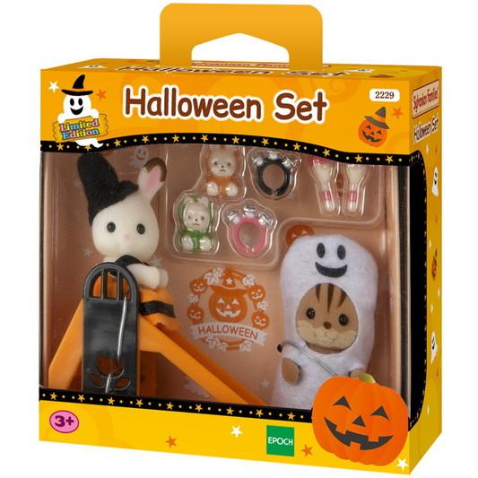 Halloween Set - 4