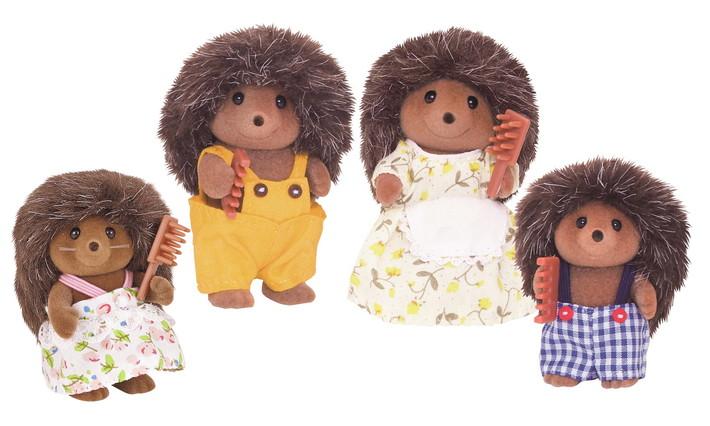 Hedgehog Family Sylvanian Families