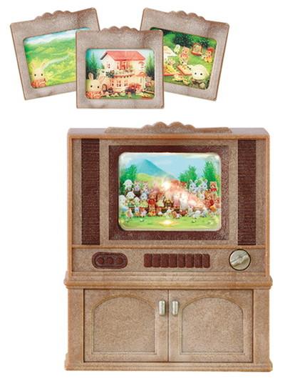 LuxusFarbfernseher (ohne Batterien 2xAAA)  - 6