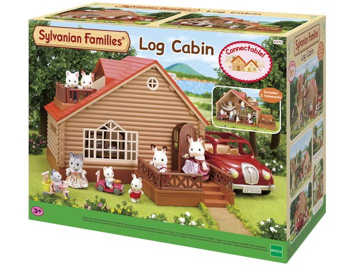 Log Cabin - 9