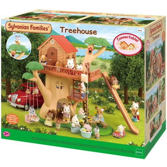 Treehouse Sylvanian Families